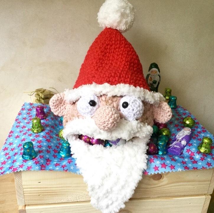 Fantastische Häkelideen Amigurumi Weihnachts-Amigurumi Vol. 10 | 719x725